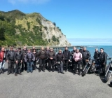 The crew at Tokomaru Bay