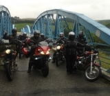 Otago Southland Chapter members have taken the Millers Flat Bridge