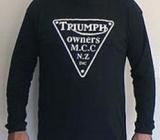 Long Sleeve T Shirt $25