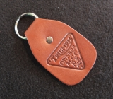 Monogram Key Ring