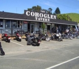 Morning Tea at the Coroglen Pub