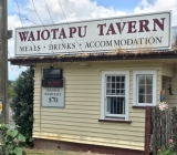 Great country pub on Rotorua-Taupo road