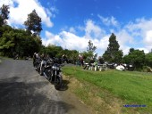 One of the stops on a ride in the Naki