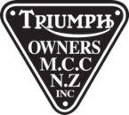 triumph logo for poster etc