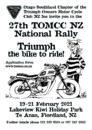 tomcc nz rally poster